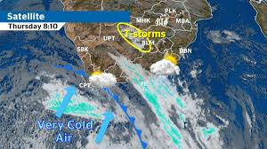 Cold Front Map Encaweather On Twitter