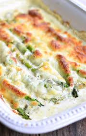 italian thanksgiving dinner creamy italian asparagus will cook for smiles