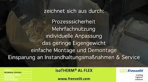 Frenzelit Bad Berneck Frenzelit Alflex Youtube