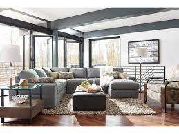 Lay Z Boy Furniture La Z Boy Structure Five Piece Modern Sectional Sofa With