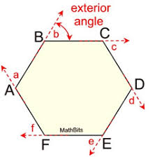 How To Calculate Interior Angles Of An Irregular Polygon Angles And Polygons Mathbitsnotebook Geo Ccss Math
