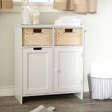Baskets For Bathroom Storage Bathroom Storage Cabinet With Baskets Bathroom Ideas