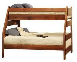 Bunk Beds Wood Trend Wood Sedona High Bunk Bed Homemakers