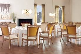 dining room at the modern showroom spotlight the modern office ditty rehkamp