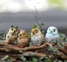popular owl ornaments figures buy cheap owl ornaments figures lots