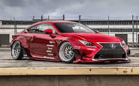 lexus rc rocket bunny 2015 lexus rc350 f sport rocketbunny widebody 7