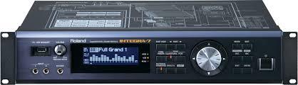 Audio Visual Rack Roland Integra 7 Supernatural Sound Module