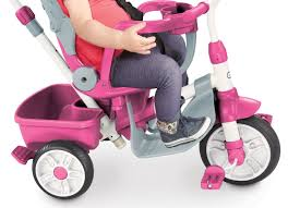 Radio Flyer Push Buggy Little Tikes Perfect Fit 4 In 1 Trike Pink Tricycles For Kids