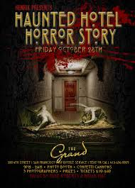 henrik presents events the haunted hotel halloween party the
