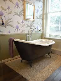 tile flooring ideas for bathroom bathroom with pebble tile flooring ideas designs pictures