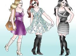 Clothes For Tall Girls How To Wear Tall Boots 14 Steps With Pictures Wikihow
