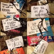 cheap gifts for cheap appreciated candy gift my boyfriend loved it