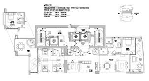 900 Biscayne Floor Plans Estates At Acqualina Sunny Isles Beach 17701 Collins Ave Miami Fl