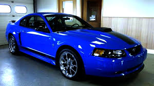 fastest mustang cobra fastest ford mustangs part 3 2003 mustang mach 1