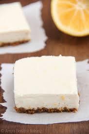 Gingersnap Pumpkin Cheesecake by Skinny Lemon Gingersnap Cheesecake Bars Amy U0027s Healthy Baking