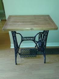 Antique Singer Sewing Machine Table Treadle Machine Table Fabfindsblog