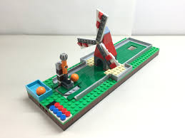lego mini cooper instructions lego ideas lego mini golf