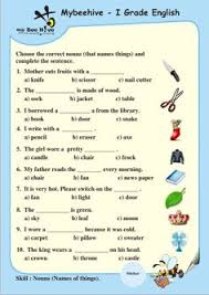 worksheets for class 1 worksheets grade 1 awesome animals