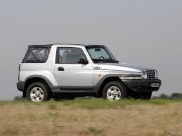 ssangyong korando 2000 of ssangyong korando cabrio 1996 u20132006