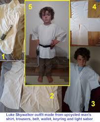 luke skywalker diy costume tutorial costume ideas pinterest