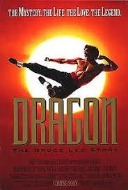 bruce lee biography film dragon the bruce lee story wikipedia