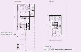Suria Klcc Floor Plan by Rimbun Sanctuary Bukit Jelutong Review Propertyguru Malaysia