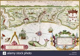 Map Of England by Map Of The North Coast Of England In U0027the Mariner U0027s Mirror U0027 By