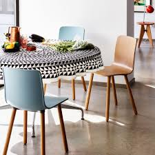 geometric linen tablecloth by vitra in our shop