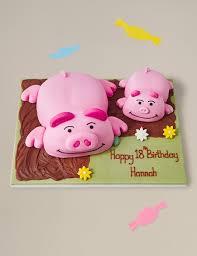 percy pig cakes birthday cards u0026 gifts m u0026s