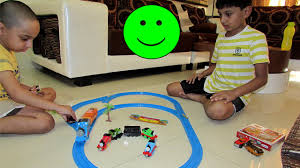 and friends accidents happen trackmaster play sets for