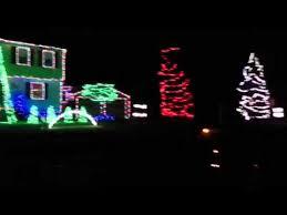 christmas lights wilmington ma youtube