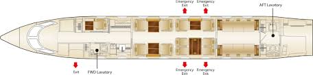 gulfstream g650 floor plan gainjet ireland g650