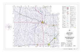 Map Of Missouri Counties Kansas Department Of Transportation County Maps