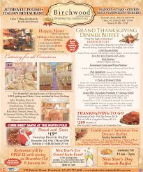 Thanksgiving Food Prices Polish Restaurant Suffolk County Local Restaurant U0026 Catering