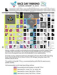 houston map convention center parking info chevron houston marathon