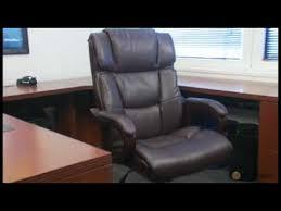 Broyhill Computer Desk Expert Product Reviews Broyhill Big U0026 Tall Chair Youtube
