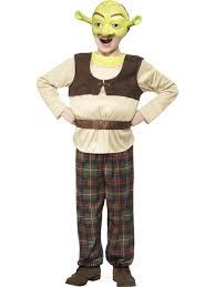 shrek licensed tv u0026 film fancy dress cosutme kids book week ebay