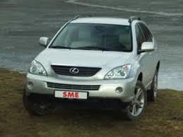 lexus suv hybrid cena lexus rx 400h auto sme sk