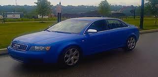 2004 audi s4 blue automotive database audi s4