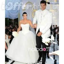 Vera Wang Wedding Dresses New Kim Kardashian Vera Wang Bridal Wedding Dress Gowns For Sale
