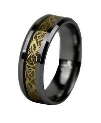black mens wedding band 2017 mens 8mm black tungsten wedding bands celtic design