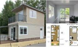 tiny floor plans this 399 square tiny home will you drooling free floor