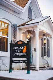 orange cat antiques jane u0026 jury