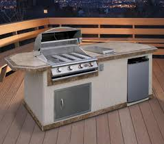 prefabricated outdoor kitchen islands kitchen kitchen island fresh home design decoration daily