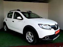 renault stepway price 2017 renault sandero 0 9 turbo stepway at imperial select centurion