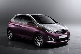 peugeot cabriolet 2017 peugeot 108 city car is cute and feisty pictures u0026 details video