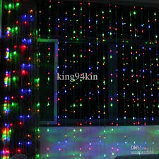 digital led curtain light 8m 4m 1024 led lights lions wedding