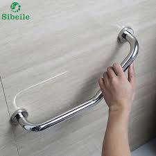 Bathroom Handrails For Elderly Aliexpress Com Buy Sble Stainless Steel Bathroom Toilet Safety
