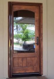 Custom Entry Screen Doors – Mirage Retractable Screens