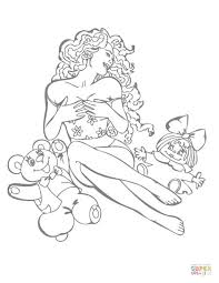 Pin Up Girls Coloring Pages Free Coloring Pages Pin Up Coloring Pages